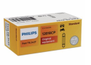 P12818 Philips T6.2x27 - 12V - 3W - SV6 - festoon  P12818