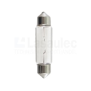 P13818 Philips T6.2x27 - 24V - 3W - festoon  P13818