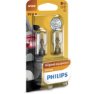 P14067 Philips W16W - 12V - W2.1x9.5d - blister 2 pieces  P14067