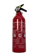 R201307 Fire extinguisher - 1kg - ABC - manometer - Belgium - P  r201307