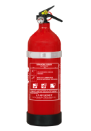 R301315 Fire extinguisher - 2kg - ABC - Netherlands - A  R301315