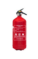 R301320 Fire extinguisher - 3kg - ABC - Netherlands - A  R301320