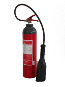 RCO2 5KG Fire extinguisher - 5kg - CO2 - buildings  CO2 BLUSSER 5KG