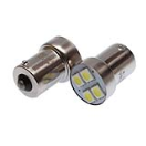 SF93533048 Bulb - 12V - 4Xsmd 5050 - Led - BA15s - White - 2 pieces  SF93533048