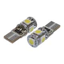 SF93534199 Bulb - 12V - 5Xsmd 5050 - Led T10 - White Double Polarity Canbus - 2 pieces  SF93534199