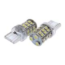 SF93534359 Bulb - 12V - 3Xsmd 5050 + 30Xsmd 3528 - Led - T20 - White - 2 pieces  SF93534359