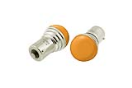 SF93535370 Bulb - 12V - 9Xsmd 2835 - Mat - BAU15s - Amber - 2 pieces  SF93535370