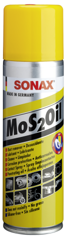 SO339200 SONAX MoS2Oil 300 ml  SO339200