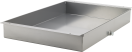 SO496800 Collection pan (for filling station 496 700) Collection pan for mobile filling station (Art. No. 496 700). Volumetric capacity: 20.2 ltrs. Material: Sheet metal. SO496800