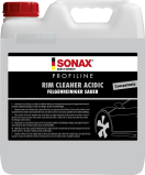 SO651600 SONAX PROFILINE Wheel Rim Cleaner Concentrate 10 L SONAX PROFILINE Wheel Rim Cleaner Concentrate 10 L