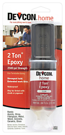 VE47609 Devcon Epoxy systeem clear weld 25ml  VE47609