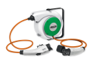 ZEEV2162 Zeca EV Charging Reel 3+1Meter - Wallside Type 2 / Vehicle Type 2  ZEEV2162